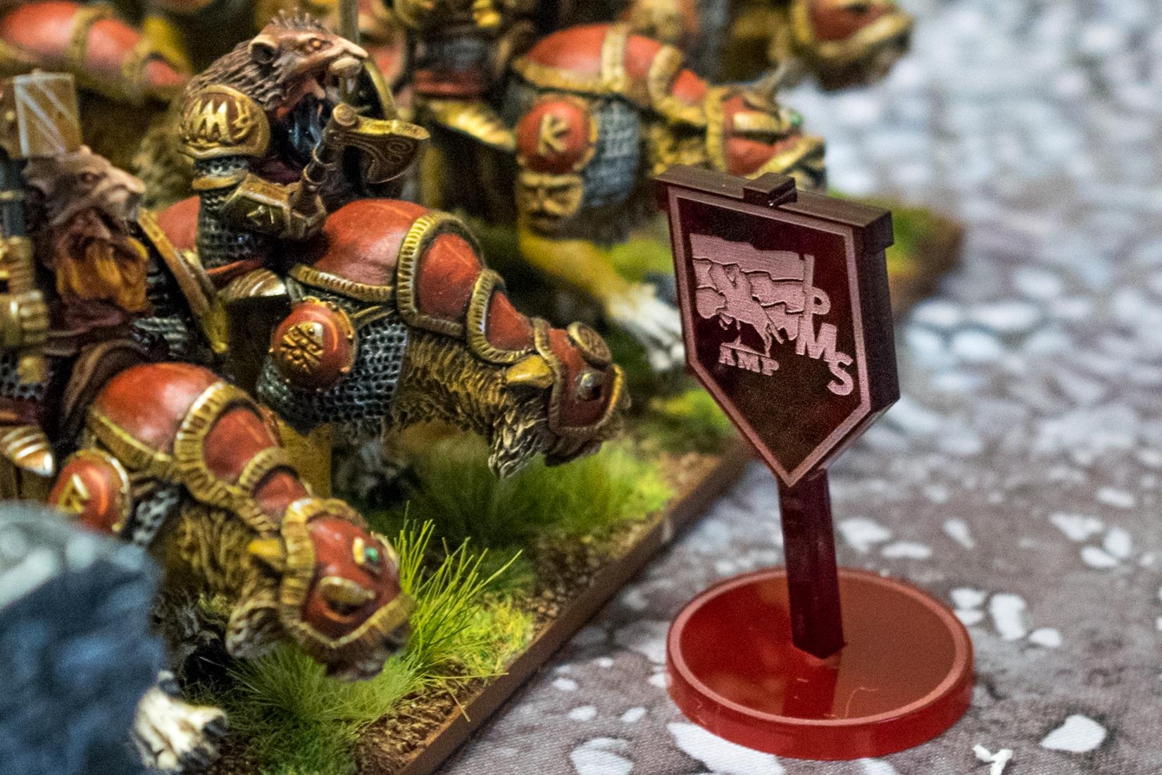 Objetivo Torneo Kings of War 2019