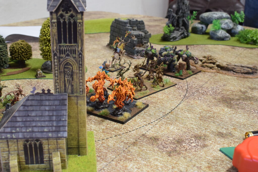 Ejemplo Mesa Torneo Kings of War